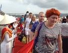 Phú Quốc đón chuyến bay xông đất đầu năm