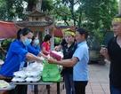 2.000 suất cơm miễn phí tới thí sinh dự thi đại học tại Hà Nội