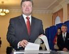 """Bầu cử Ukraine: Khối thân châu Âu """"giành chiến thắng"""""""