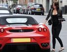 Hoa hậu mất vương miện được tặng siêu xe