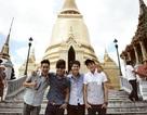 V.Music được giới trẻ Thái Lan ủng hộ