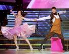 Minh Hằng hóa thành búp bê đẹp xinh trên sân khấu Bước nhảy hoàn vũ