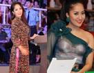 Sau váy voan gây tranh cãi, Khánh Thi diện áo dài