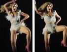 """Beyonce """"tái xuất"""" sau khi sinh con"""