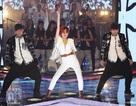 Thiều Bảo Trang nhảy bốc lửa trên sân khấu