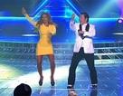 Psy biểu diễn tại X Factor Úc và dạy nhảy cho Mel B