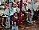 Quán quân Đồ Rê Mí 2012 hát mừng Giáng sinh trên Truyền hình Úc
