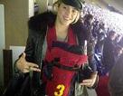 Shakira thon thả rất nhanh sau khi sinh con 3 tuần