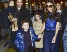 Gia đình Beckham được săn đón tại Pháp