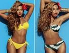 Ngỡ ngàng với vẻ gợi cảm của Beyonce trong quảng cáo mới