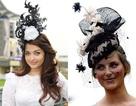 """Những """"siêu phẩm"""" mũ tại lễ hội đua ngựa Royal Ascot"""