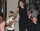 Angelina Jolie đón tuổi 38 tại Đức