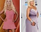 Christina Aguilera giảm cân đáng kinh ngạc
