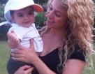 Shakira đưa con trai cưng đi chơi xa