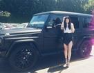 Em gái cô Kim được tặng xe 125.000 đô la trong ngày sinh nhật