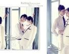 """Huy Khánh tung ảnh cưới nhưng """"úp mở"""" ngày kết hôn"""