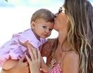 """""""Công chúa nhỏ"""" của Gisele Bundchen càng lớn càng đáng yêu"""