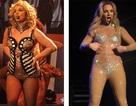 """Thân hình không thon đẹp, Britney vẫn mặc """"thiếu vải"""""""