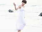 Tiêu Châu Như Quỳnh dạo biển cùng người yêu