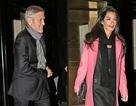 """""""Gã trai"""" George Clooney giã từ tháng ngày độc thân"""