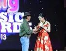Lệ Quyên nhận giải thưởng đầu tiên sau 15 năm ca hát