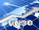 """Nợ nần, cổ phiếu Quốc Cường Gia Lai và Sudico bị """"đá"""" khỏi VN30"""