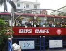 Khám phá quán cà phê xe buýt độc nhất Hà Nội