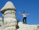 """Khám phá thung lũng đá có hình dáng """"siêu nhạy cảm"""""""