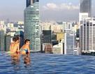 """Những bể bơi nằm """"chênh vênh"""" ấn tượng nhất thế giới"""