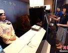 Ghé thăm khách sạn robot thay thế nhân viên phục vụ