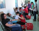Cần Thơ: Tiếp nhận được gần 29.000 đơn vị máu