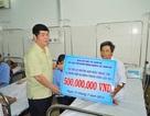 Ban Chỉ đạo Tây Nam bộ hỗ trợ 500 triệu đồng mổ tim cho bệnh nghèo