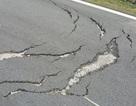 Tổng cục Đường bộ lập đoàn kiểm tra những vết nứt trên quốc lộ 4D