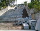 Công trình tượng đài hàng chục tỷ đồng chưa hoàn thành đã hỏng