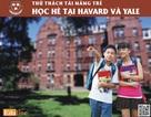 Thử thách tài năng trẻ, học hè tại Havard & Yale