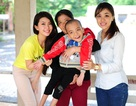Diễm Trang, Lan Trinh vui Trung thu với trẻ em khuyết tật