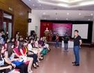 Diễn viên Minh Tiệp bận rộn huấn luyện cho thí sinh Hoa hậu
