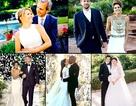 """Những đám cưới đẹp nhất của """"sao"""" trong năm 2014"""