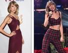 Taylor Swift gợi cảm hát mừng Giáng sinh