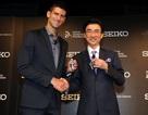 Seiko và Novak Djokovic - Cặp đôi hoàn hảo