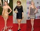 Taylor Swift và những chiếc váy lấp lánh như công chúa