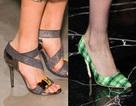 Những mẫu giày dép mới và sành điệu nhất