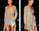 Rihanna gợi cảm với áo len hơn 2000 đô la