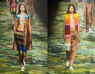 Bộ sưu tập rực rỡ sắc màu của Dries Van Noten