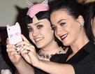 """Katy Perry thân thiện với """"bản sao"""""""