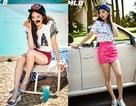 Bạn gái Lee Min Ho xinh như mộng trong bộ ảnh mới