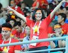 Phương Thanh hào hứng cổ vũ U23 Việt Nam