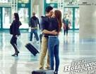 Huỳnh Hiểu Minh phát ngượng khi hôn Triệu Vy