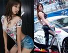 Những người mẫu xe hơi nóng bỏng nhất Hàn Quốc