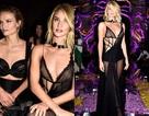 Dàn người đẹp mặc hở bạo đi xem buổi diễn của Versace